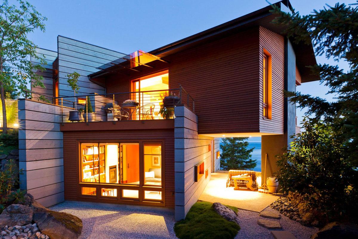 комфортный дом