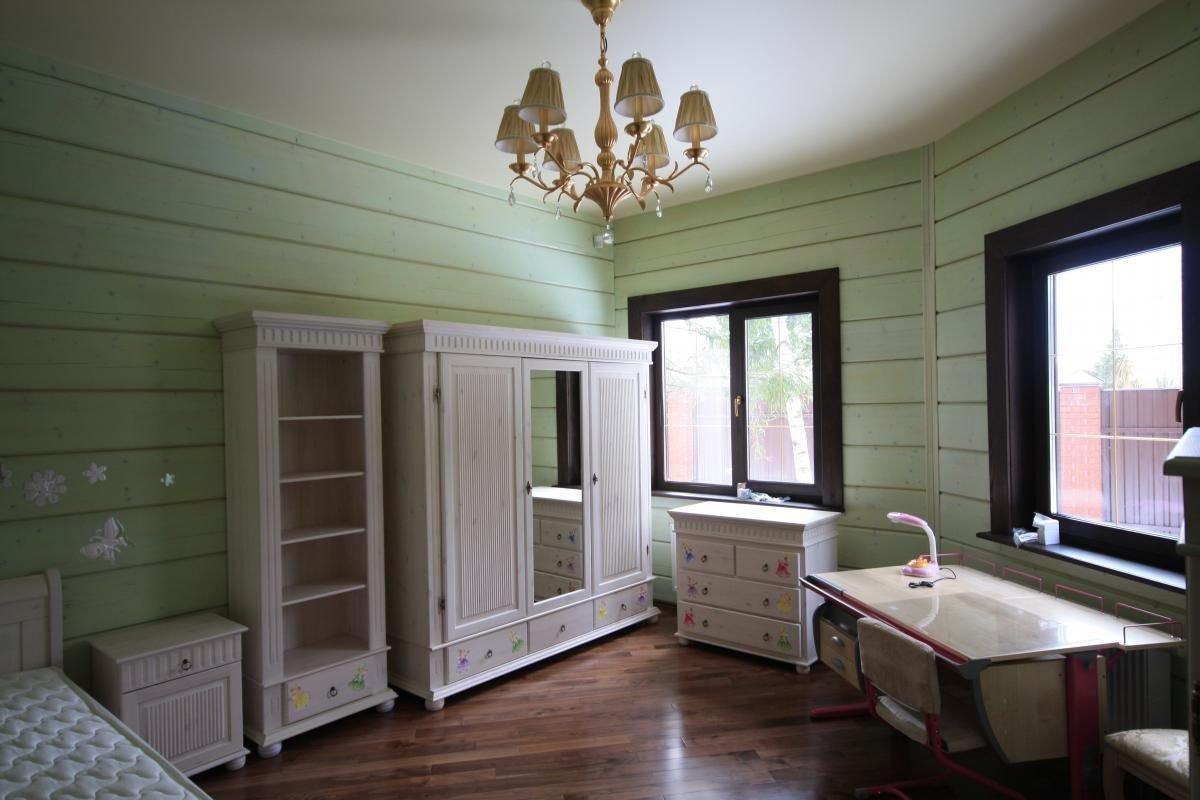 внутренняя покраска дома