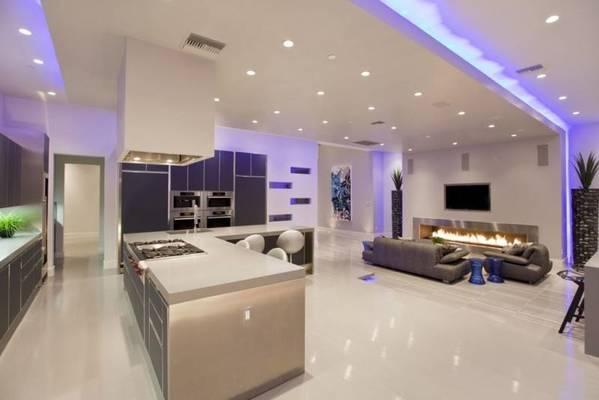 Элегантные световые решения для дома