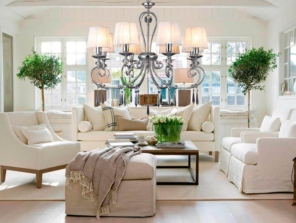 Стили украшения - 3 простых шага к поиску своего истинного домашнего стиля