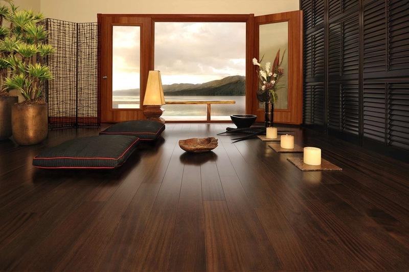 Спроектированные деревянные полы