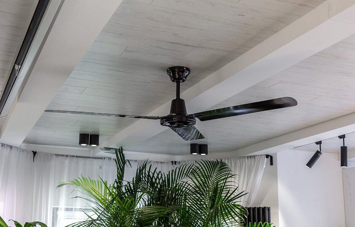 потолочный вентилятор в доме